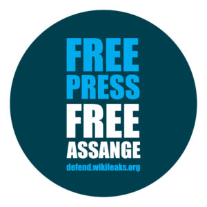 FREE PRESS FREE ASSANGE